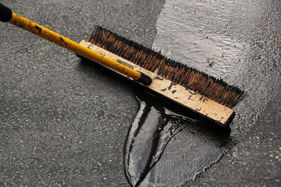 renovation asphalte