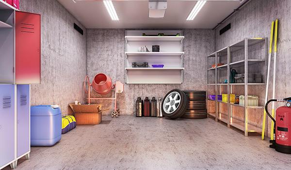 Combien faut-il payer pour du revêtement de plancher pour un garage en 2018 ?